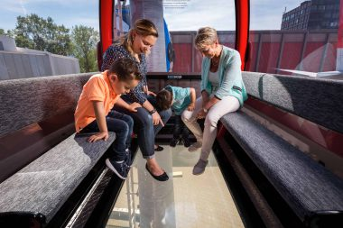 Verkehrshaus_Ausstellung Bergbahnen