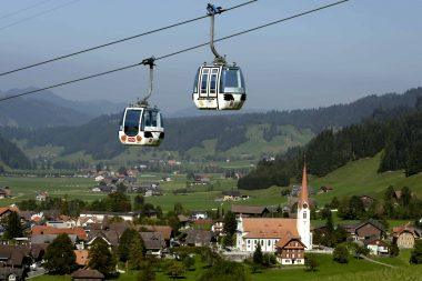 Sportbahn Marbachegg