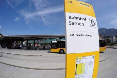 Bahnhof Sarnen