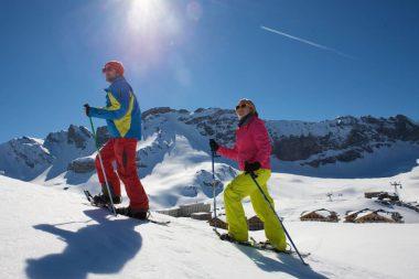 Schneeschuhtouren auf der Melchsee-Frutt