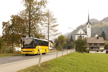 Postauto Giswil-Mörlialp