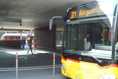 Postauto Stansstad-Bürgenstock