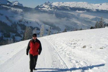 Winterwanderung Marbachegg